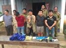 Bắt vụ ma túy lớn nhất từ trước tới nay tại Quảng Trị