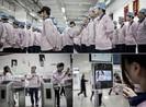 Cận cảnh siêu nhà máy lắp ráp iPhone tại Trung Quốc