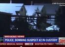 Video cận cảnh cuộc vây bắt nghi phạm thứ 2 vụ đánh bom ở Boston