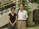 Nguyễn Lệ Chi diện kiến Mạc Ngôn để mua bản quyền