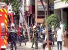 Cháy nhà hàng ở trung tâm quận 1, thực khách nháo nhào
