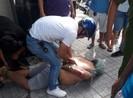 Nữ sinh viên lao xe vào tên cướp giật ở Bình Tân