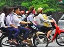 Phụ huynh phải cam kết khi học sinh vi phạm giao thông