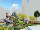 7 ngày tổ chức lễ hội đường hoa Nguyễn Huệ dịp Tết 2019