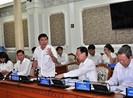 Chủ tịch Nguyễn Thành Phong 'lệnh' cho 4 cấp phó đi chống ngập