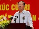 Chủ tịch nước: Các vụ kích động, gây rối là nghiêm trọng