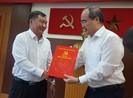 Phó ban Nội chính Trần Văn Thuận về làm bí thư quận 2