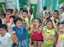 TP Vinh: Bốc thăm để được học mầm non
