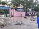 Kinh hoàng: 2 học sinh tử vong vì điện giật ngay cổng trường