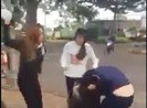 Trường thông tin vụ nữ sinh đánh nhau bằng mũ bảo hiểm