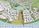 Gần 12.200 tỷ đồng xây đường trong khu đô thị mới Thủ Thiêm