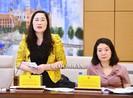 Ủy ban Tư pháp bàn việc sửa đổi dự án Luật Thi hành án hình sự