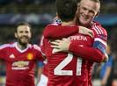 Champions League tranh vé vớt lượt về: Rooney 'giải hạn'