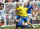 Tranh vé vớt World Cup2018: Tuyển Ý bị chỉ trích dữ dội