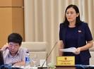 Ủy ban Tư pháp: Chất lượng tranh tụng chưa thuyết phục