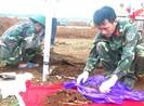 38 bộ hài cốt liệt sĩ vừa được tìm thấy ở Quảng Trị