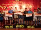 Agribank vô địch Giải quần vợt doanh nhân cúp Báo Thanh Niên - Agribank