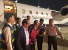 Chùm ảnh đón 3 du khách cuối cùng trở về từ Ai Cập