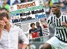 Paul Pogba không thể đến M.U, phải tập trung cùng Juventus