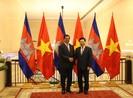 Tiếp tục xây dựng, tôn tạo các đài Hữu nghị Việt Nam-Campuchia