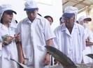 Lần đầu tiên cá ngừ Việt Nam lên sàn đấu giá tại Nhật