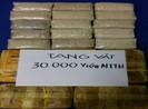 Phá đường dây vận chuyển 30.000 viên ma túy tổng hợp