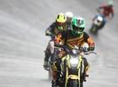 Xem biểu diễn mô tô trên sân đua lòng chảo Tự Do Huế