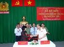 Ký kết chương trình phối hợp công tác giữa Ban tuyên giáo Thành ủy và Công an TP.HCM