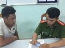 Đi thuê xe bằng giấy giả để bán sang Campuchia