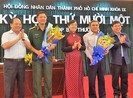 Hội đồng nhân dân TP.HCM họp bất thường bầu nhân sự mới