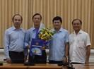 Phó tổng giám đốc Tổng Công ty Nông nghiệp Sài Gòn nghỉ hưu