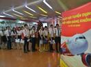 VietJet Air tuyển tiếp viên quy mô cả nước  