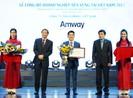 Amway: Top 100 doanh nghiệp phát triển bền vững VN