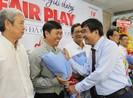 Hình ảnh ấn tượng tại lễ công bố giải thưởng Fair Play