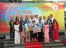 Vinh danh HS đạt giải á quân cuộc thi 'Tự hào Việt Nam'