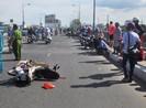 Công an quận 4 tìm nhân chứng vụ tai nạn chết người