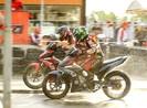 Tưng bừng ngày hội đua xe máy ở Bình Dương