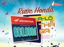Rinh quà hấp dẫn khi mua xe máy Honda