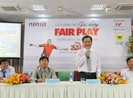 Giải thưởng Fair Play 2017: Hy vọng có sự đột phá