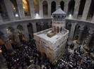 Thêm hé lộ mới về 'hầm mộ' của Chúa Jesus