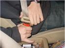 Khi nào xử phạt ngồi ghế sau không thắt dây an toàn?