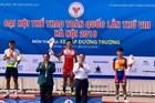 Chiếc HCV nghẹt thở của Lê Nguyệt Minh