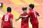 U22 Việt Nam 'đè bẹp' U22 Campuchia với tỉ số 4-1