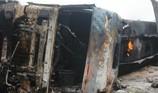 CHND Congo: Tai nạn xe chở dầu khiến 50 người chết