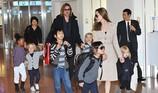 Brad Pitt, Angelina Jolie sắp ra tòa giành con