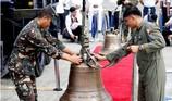 Mỹ trả lại 3 quả chuông cho Philippines