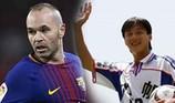 Iniesta gia nhập đội bóng cũ của Lê Huỳnh Đức