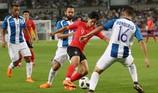 'Messi Hàn' chuyền bóng cho Son Heong-min ghi bàn