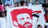 """Salah đã về với """"Pharaoh"""""""