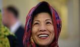 Công chúa Nhật mang điều may mắn cho tuyển Nhật